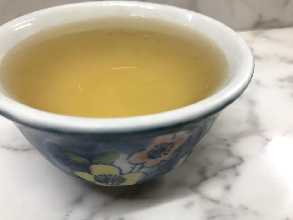 ラーメンもとむら お茶