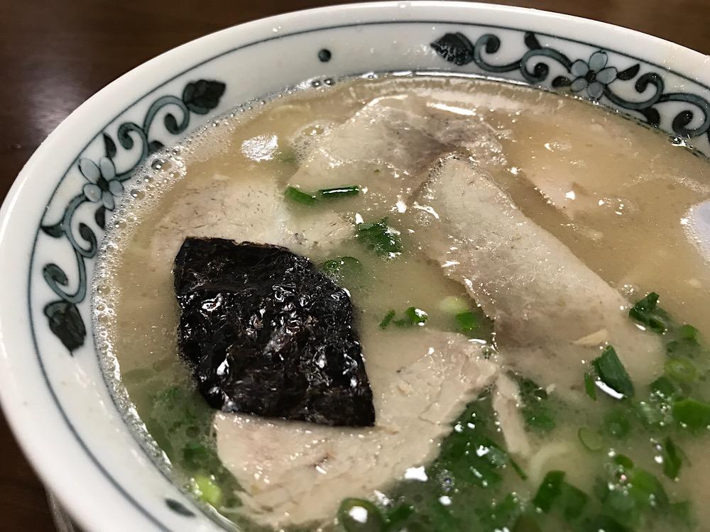 2019年 幸陽閣ラーメン