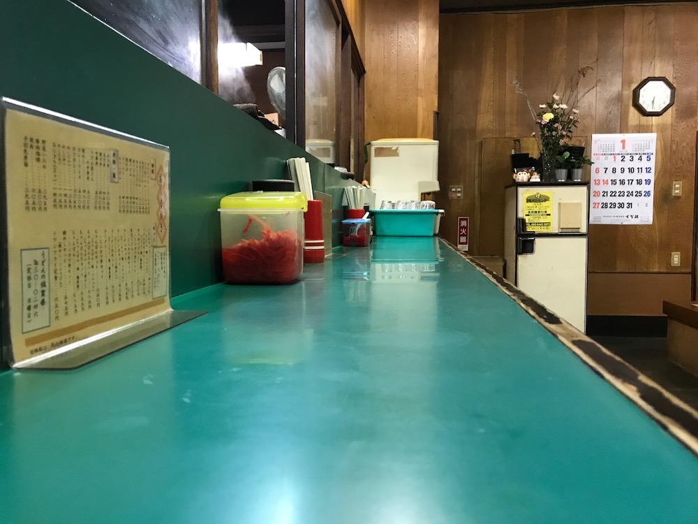 2019うどんの佐賀県 店内