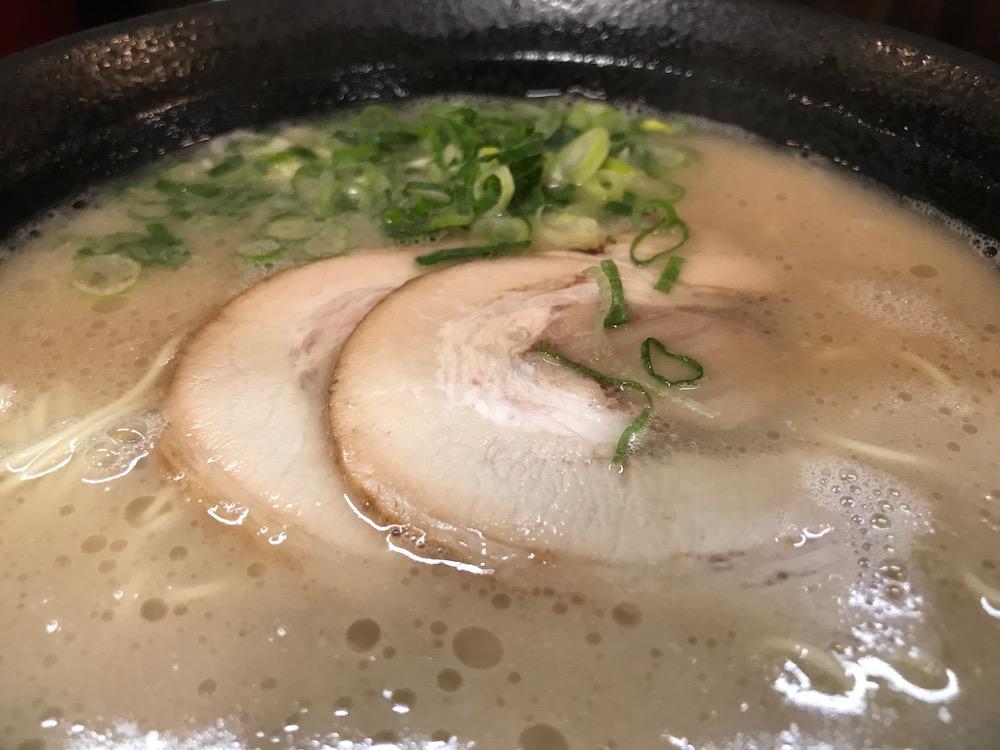 ふくの家愛敬店 ラーメン350円