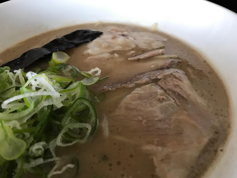 麺屋ぷいぷいラーメン チャーシュー