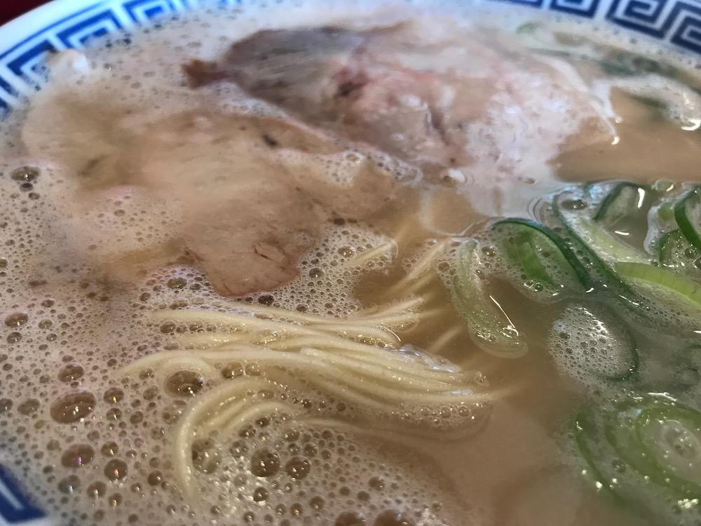 秀ちゃんラーメン ラーメン 麺