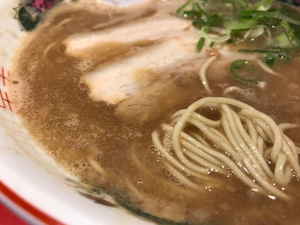 ひろちゃんラーメン ラーメン 麺