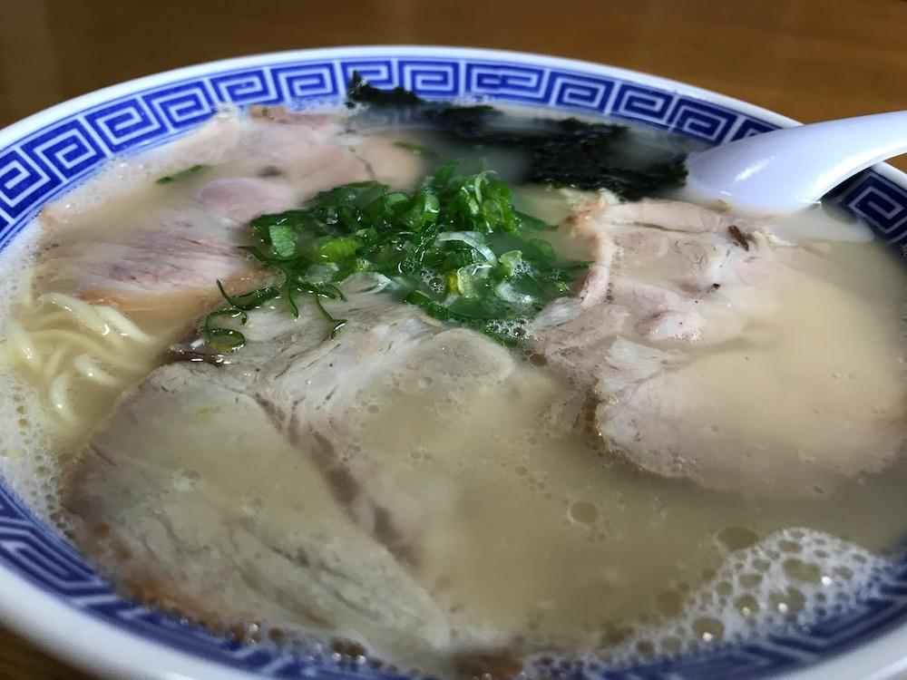 創作麺 無庵 らーめん