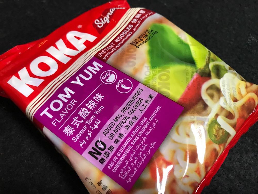 KOKA インスタント麺トムヤム味