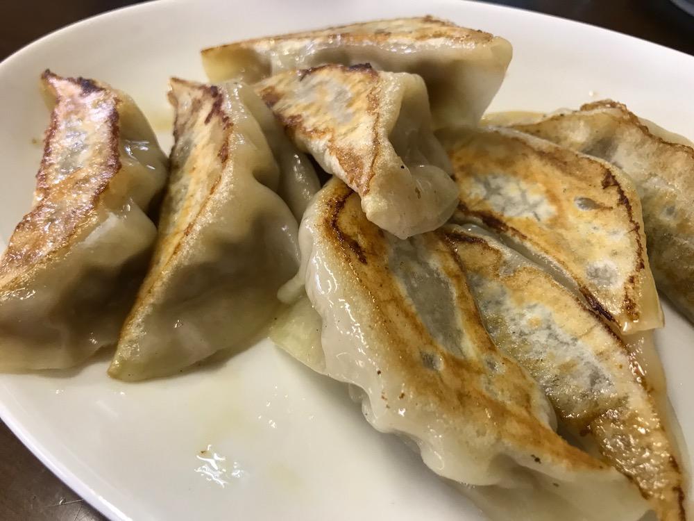 中華雲龍 餃子