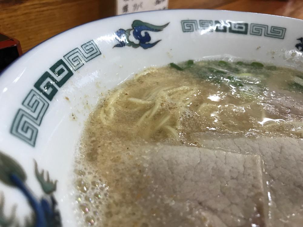 とんちゃんラーメン諸富店 ラーメン