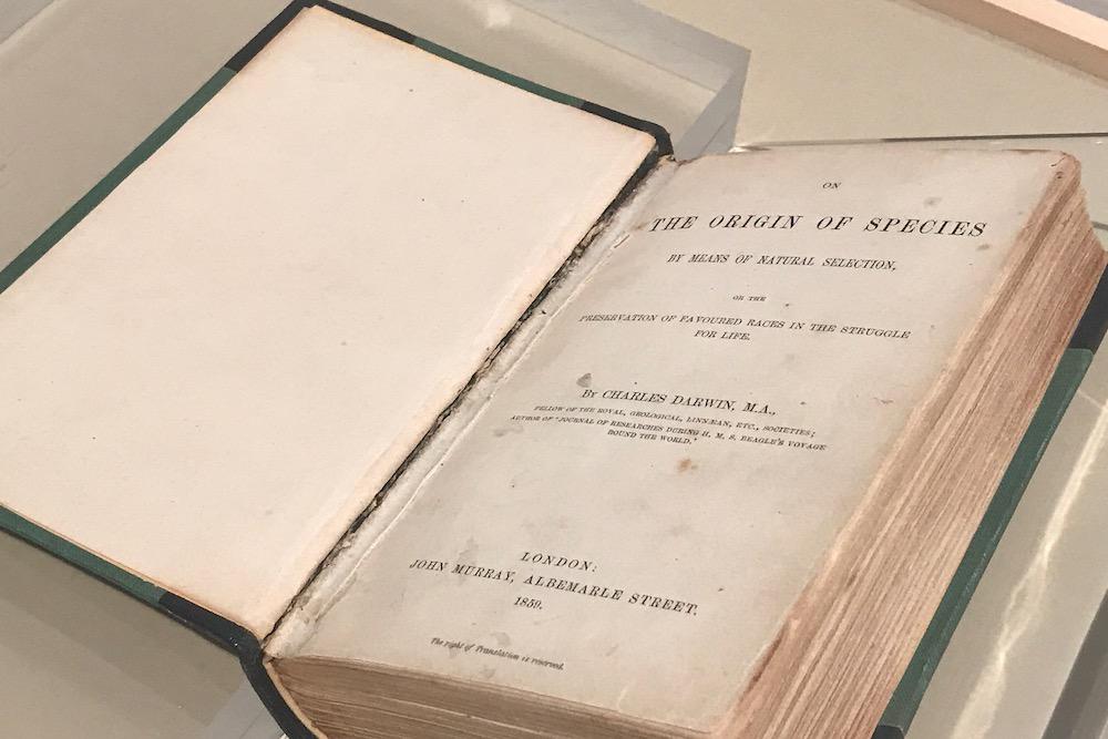 チャールズ・ダーウィン「種の起源」