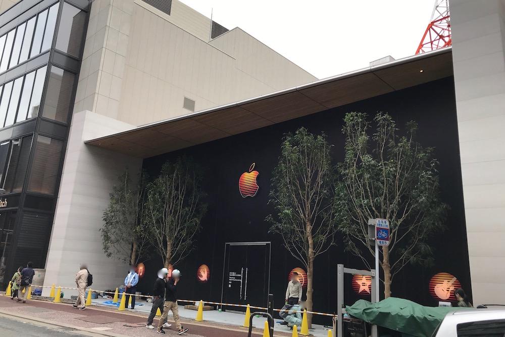 新Apple福岡 外観
