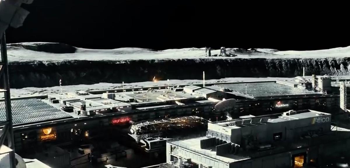 アド・アストラ 月面基地へ