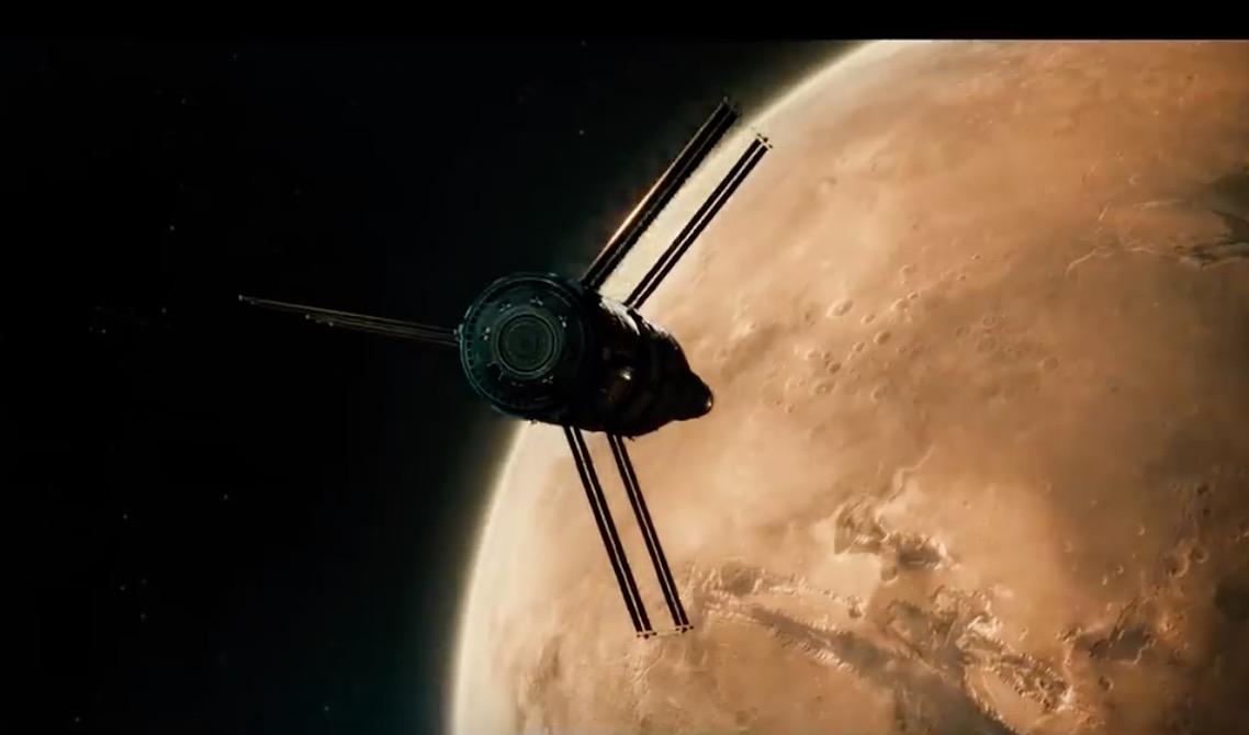 アド・アトラス 火星へ
