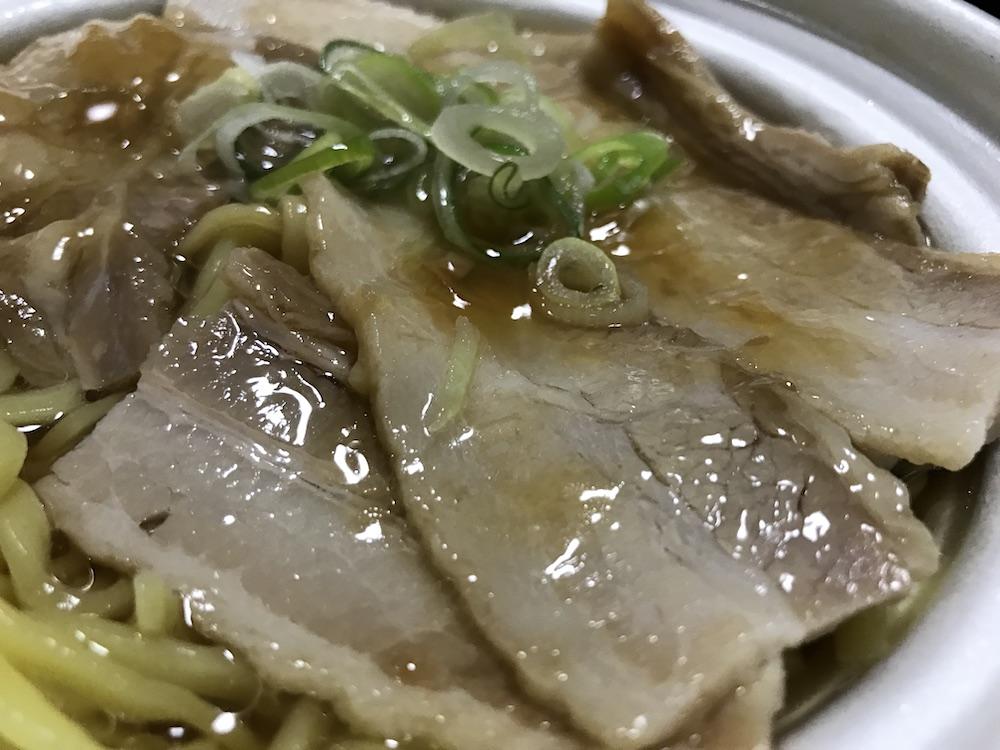 熟成ちぢれ麺 喜多方チャーシュー麺 チャーシュー