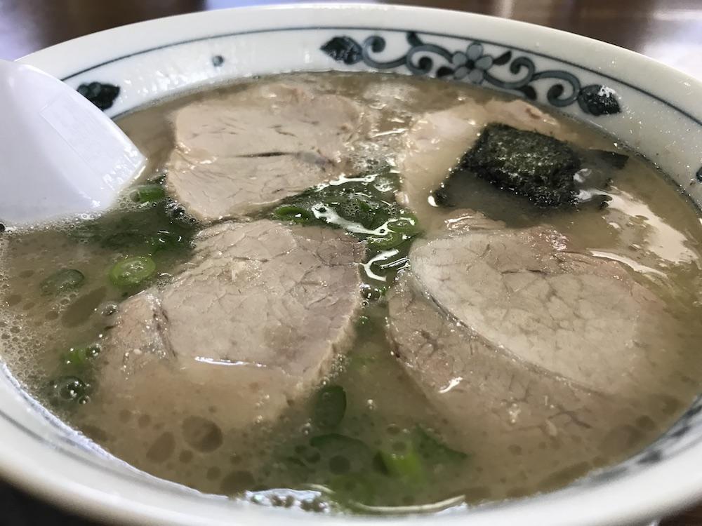 2020幸陽閣 ラーメン 600円