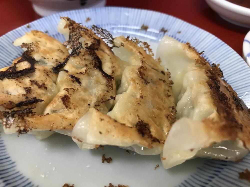 東洋軒 定食 餃子