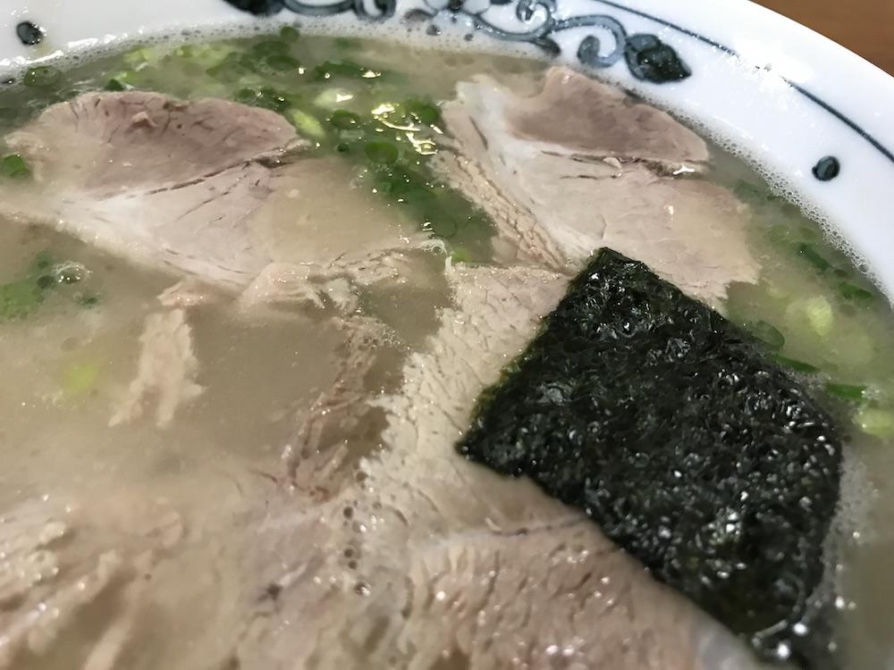 幸陽閣 ラーメン600円