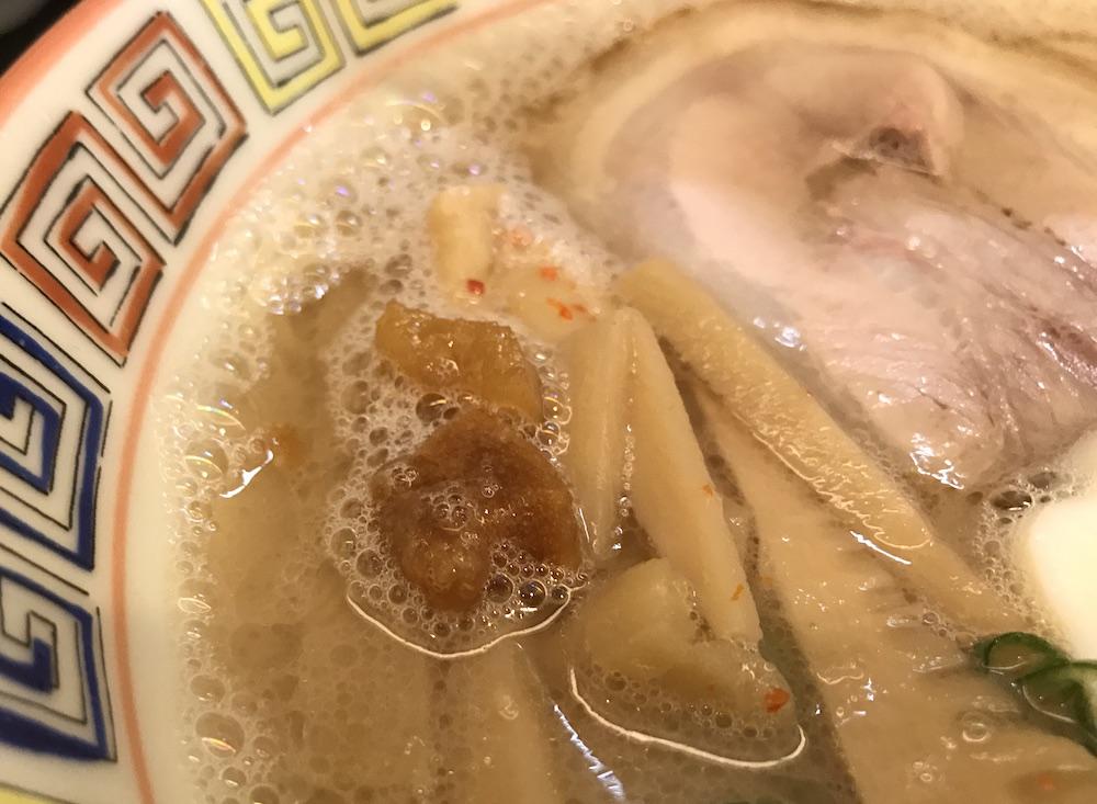 大砲ラーメン吉野ヶ里店 カリカリ