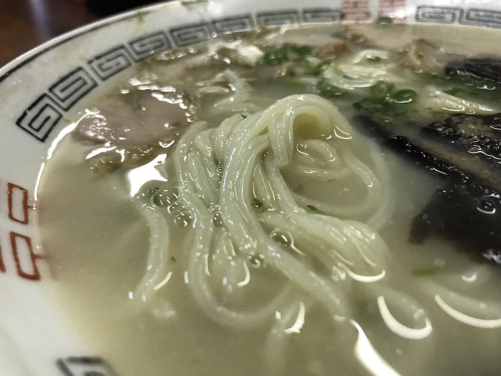 幸龍 ラーメン 麺