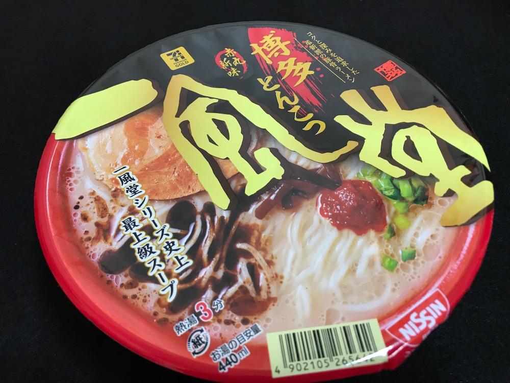 7プレミアムゴールド 一風堂 赤丸新味 博多とんこつ パッケージ