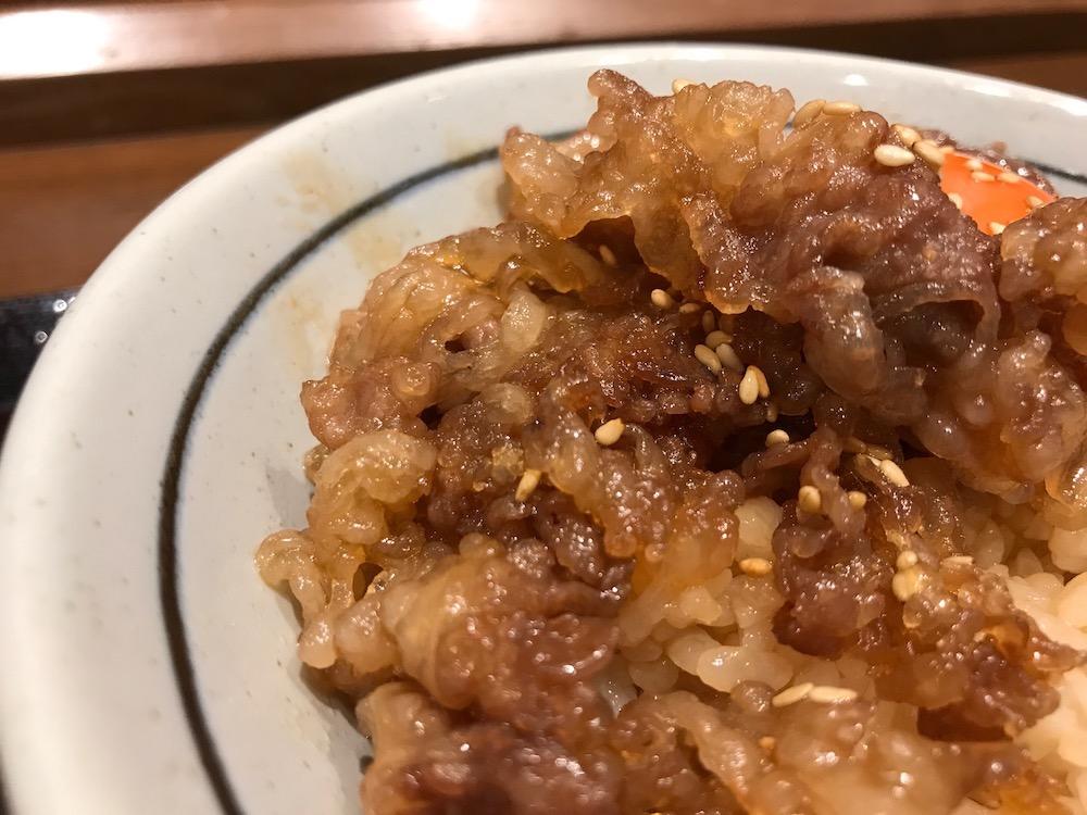 神戸牛すき焼き丼 神戸牛