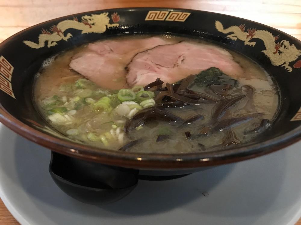 明日香大和店 ラーメン 630円