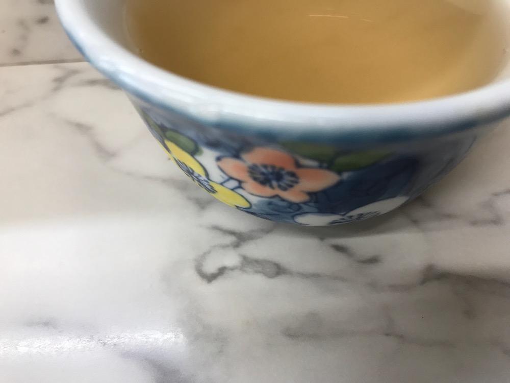 らーめんもとむら お茶