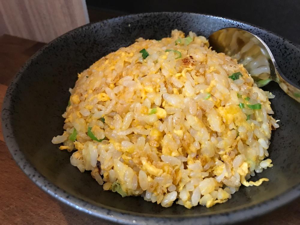 麺屋ぷいぷい鍋島 半炊飯