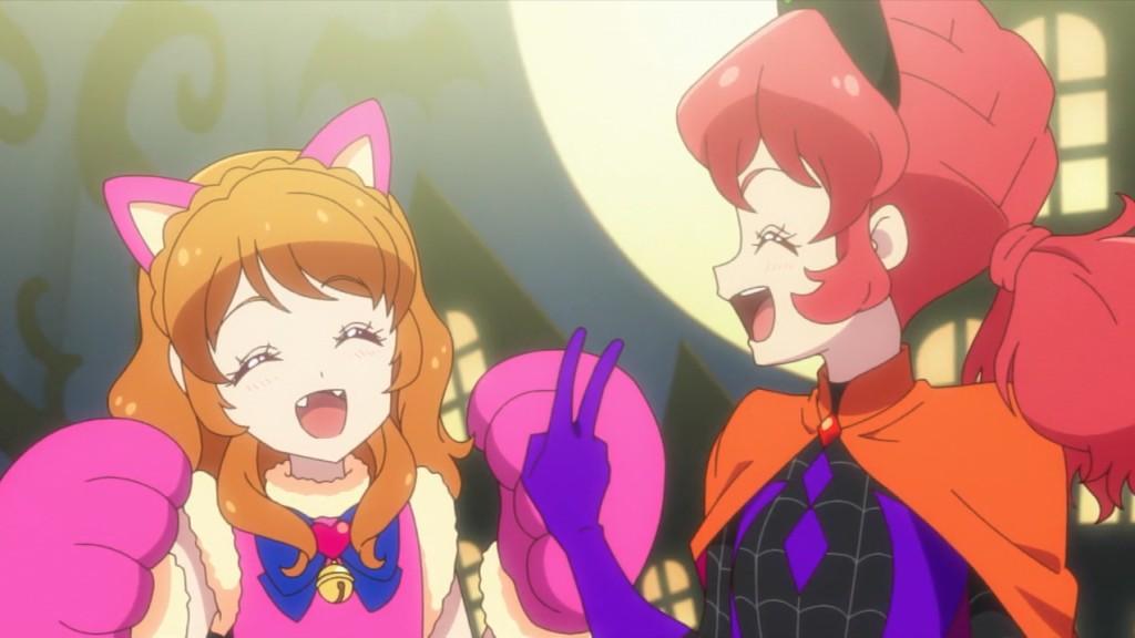 アイカツオンパレード! 第5話 「ラッキー☆ハロウィン」