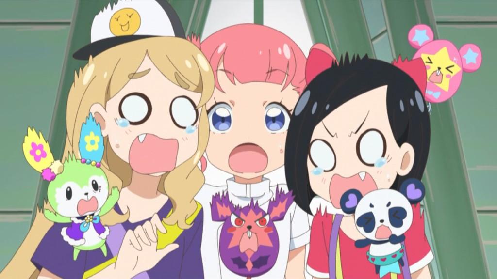 キラッとプリ☆チャン 第123話 「おしゃま頑張る!?バグッチュを助けるッチュ!」 感想