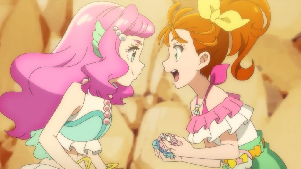 トロピカル~ジュ!プリキュア 第1話 「トロピカれ! やる気全開!キュアサマー!」 感想