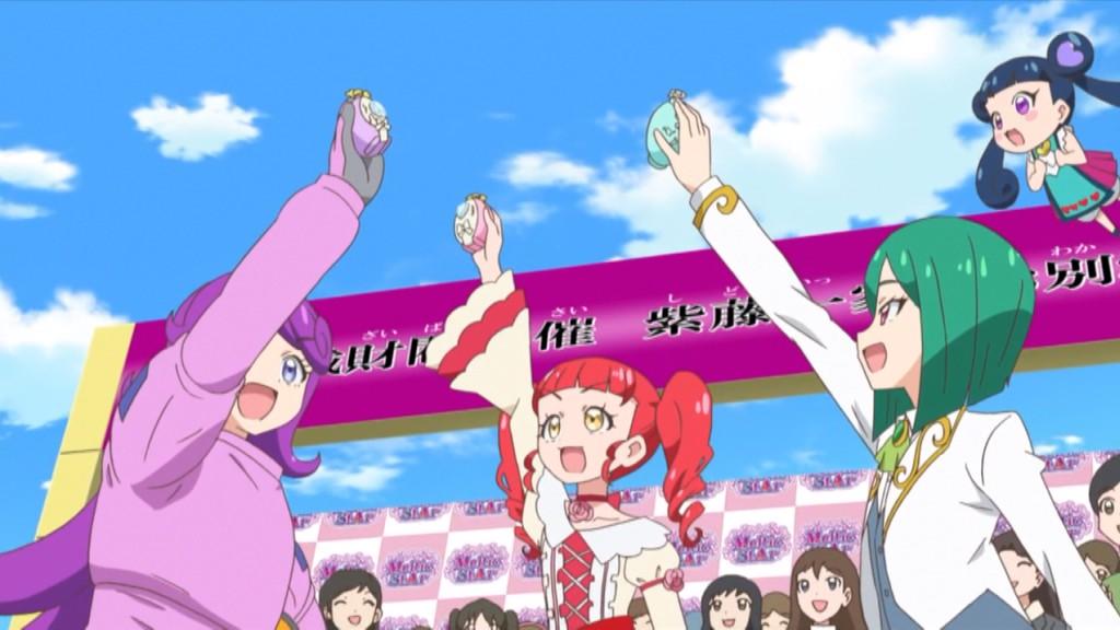 キラッとプリ☆チャン 第147話 「グッバイ!める様宇宙にいっちゃうパン?!」 感想