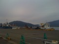 ハロウ、日本海。