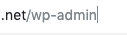 wp-admin ワードプレス ログイン