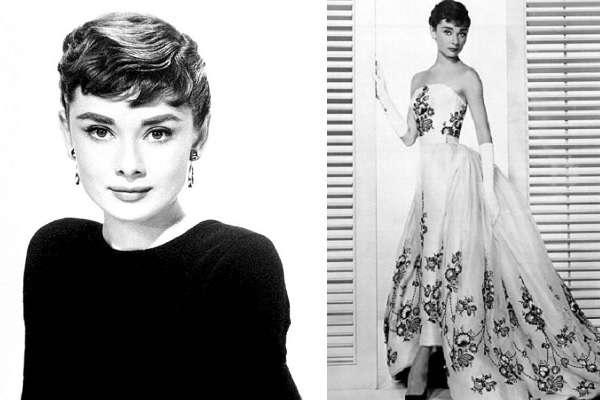 33オードリー・ヘップバーンAudrey Hepburn:plain