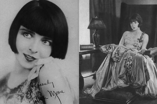 50コリーン・ムーアColleen Moore:plain
