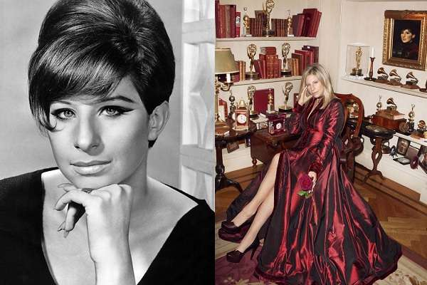 118バーブラ・ストライザントBarbra Streisand:plain