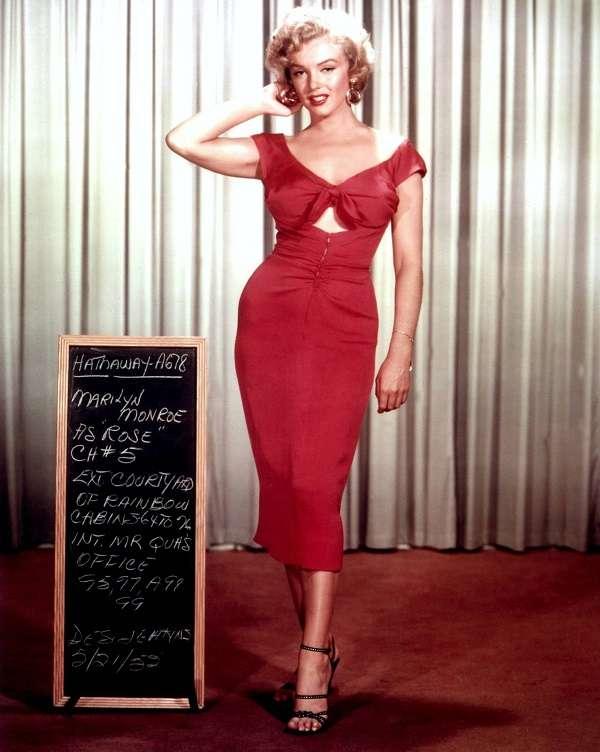 Marilyn Monroe Niagara3:plain