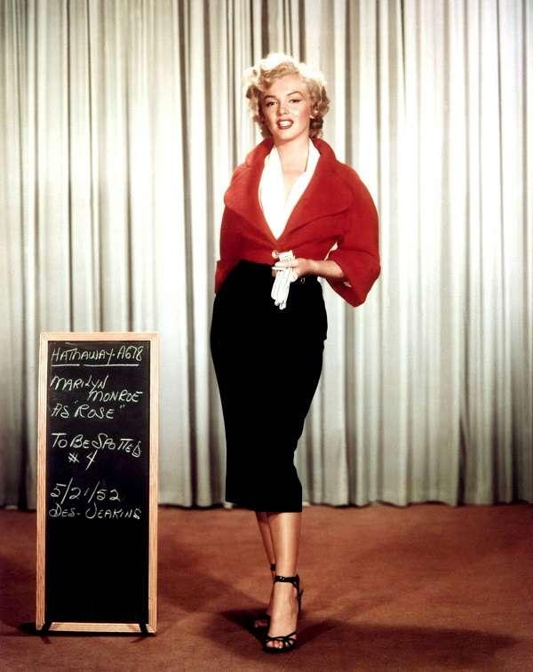 Marilyn Monroe Niagara4:plain