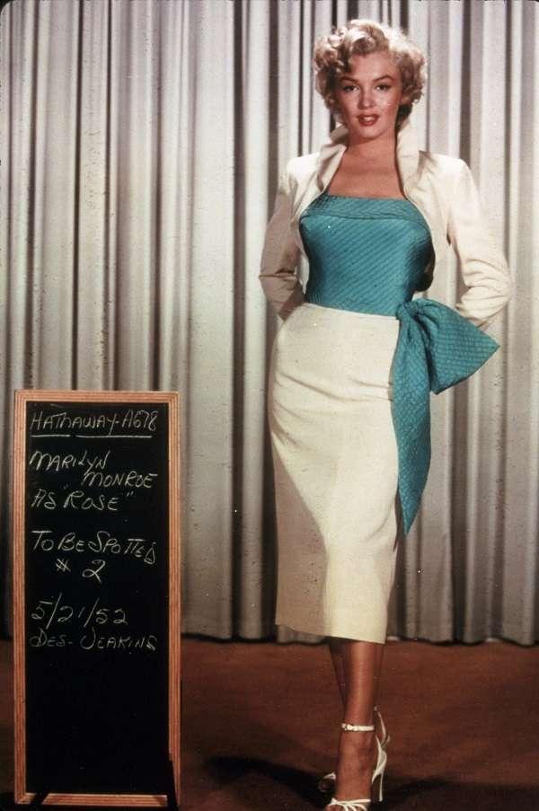 Marilyn Monroe Niagara6:plain