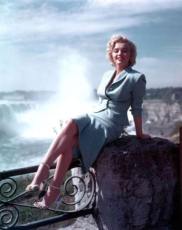 Marilyn Monroe Niagara2:plain