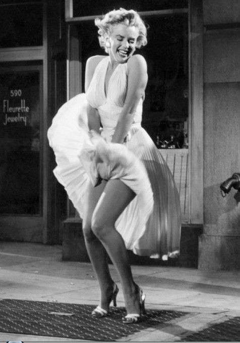 marilyn monroe The Seven Year Itch1:plain