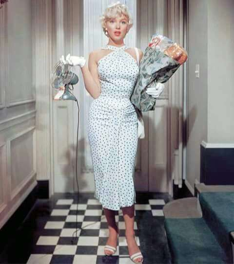 marilyn monroe The Seven Year Itch4:plain