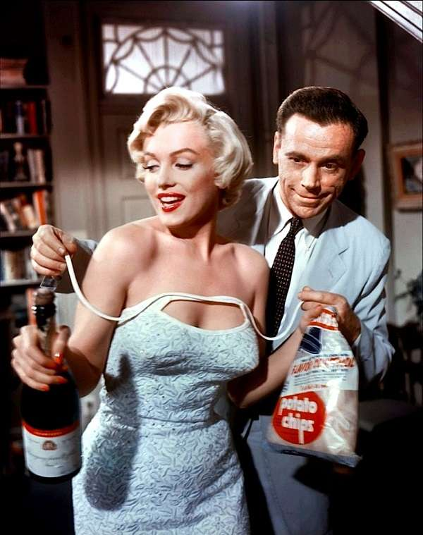 marilyn monroe The Seven Year Itch5:plain