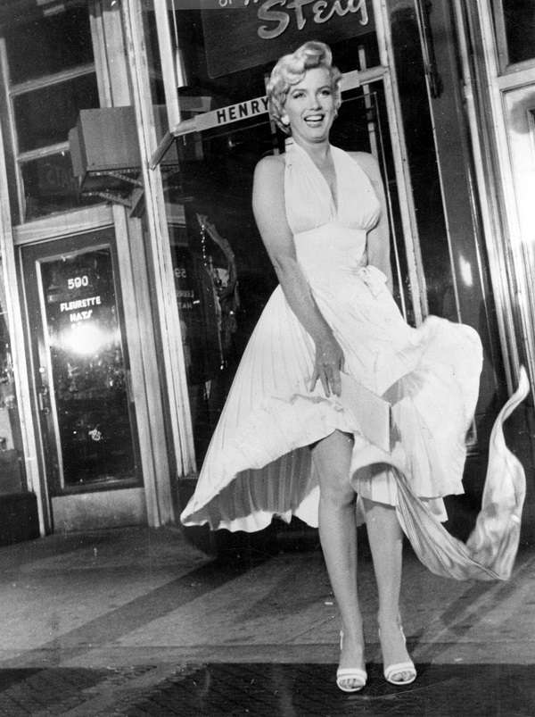 marilyn monroe The Seven Year Itch7:plain