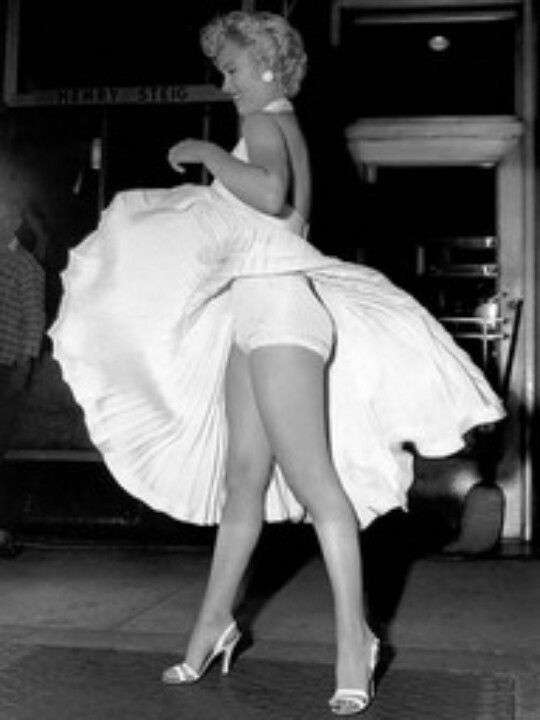 marilyn monroe The Seven Year Itch9:plain