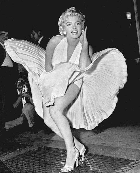 marilyn monroe The Seven Year Itch10:plain