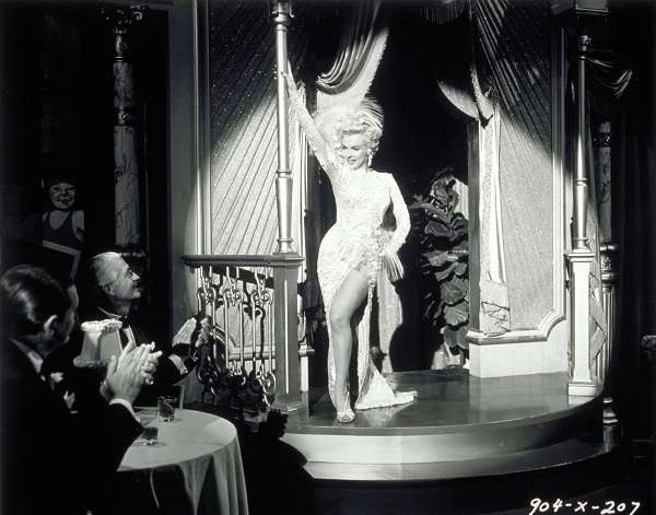 marilyn monroe There's No Business Like Show Business1:plain