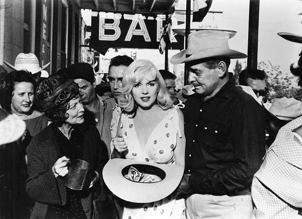 marilyn monroe The Misfits1:plain