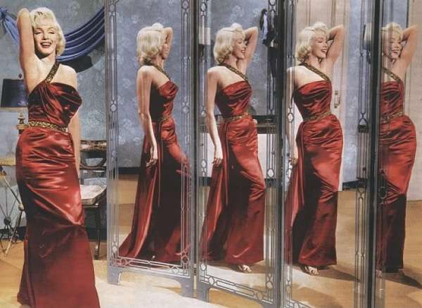 marilyn monroe How to Marry a Millionaire3:plain