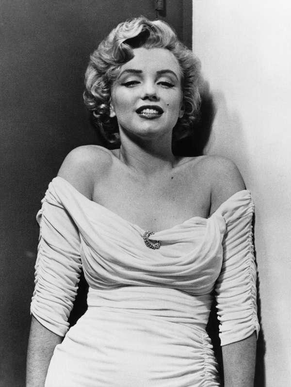 Marilyn Monroe107:plain
