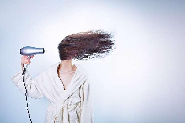 くせ毛をなおす:plain